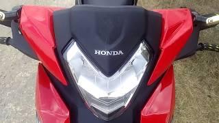 Review singkat Honda Supra GTR (2018)