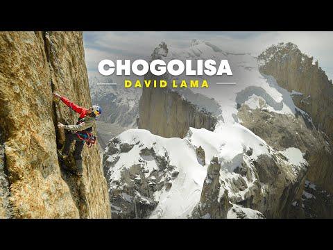 David Lama Expedition 2012 Pakistan - Chogolisa