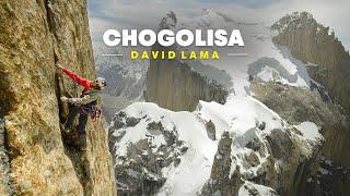 David Lama Karakoram Expedition 2012 - Climbing Chogolisa