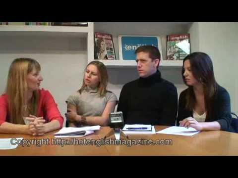 Hot English Lesson - Mystery Time