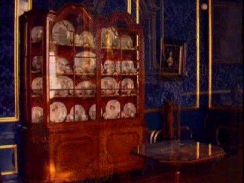 Interieur grachtenpand blauwe kamer museum willet holthuysen youtube - Blauwe kamer ...