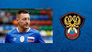 Единственный гол Андрея Тихонова за сборную России по футболу Andrey Tikhonov Russia national team