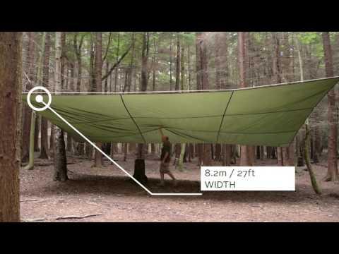 Parachute Panel Shelter