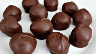 How to make Chocolate Balls at home