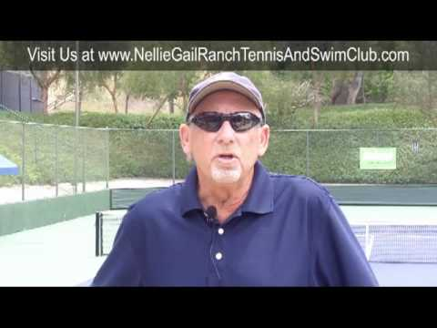 Tennis facilities and programs at Nellie Gail Ranch Tennis and Swim club