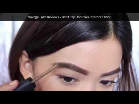 Nuvega Lash Reviews - Don