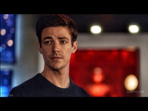 Барри решает создать свой собственный исскуственный Спидфорс(Силу скорости).Флэш 6 сезон 14 серия