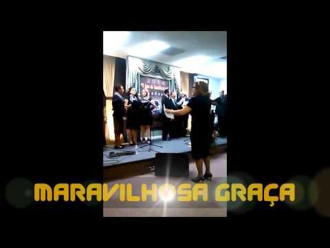 CORAL EL SHADDAI: MARAVILHOSA GRAÇA