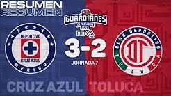 TUDN-M-xico-Resumen-y-goles-Cruz-Azul-3-2-Toluca-Torneo-Guard1anes-2021-BBVA-MX-J7-TUDN