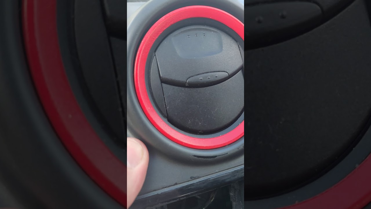 Ford Fiesta Mk6 2005-2008 Radio Surround Panel