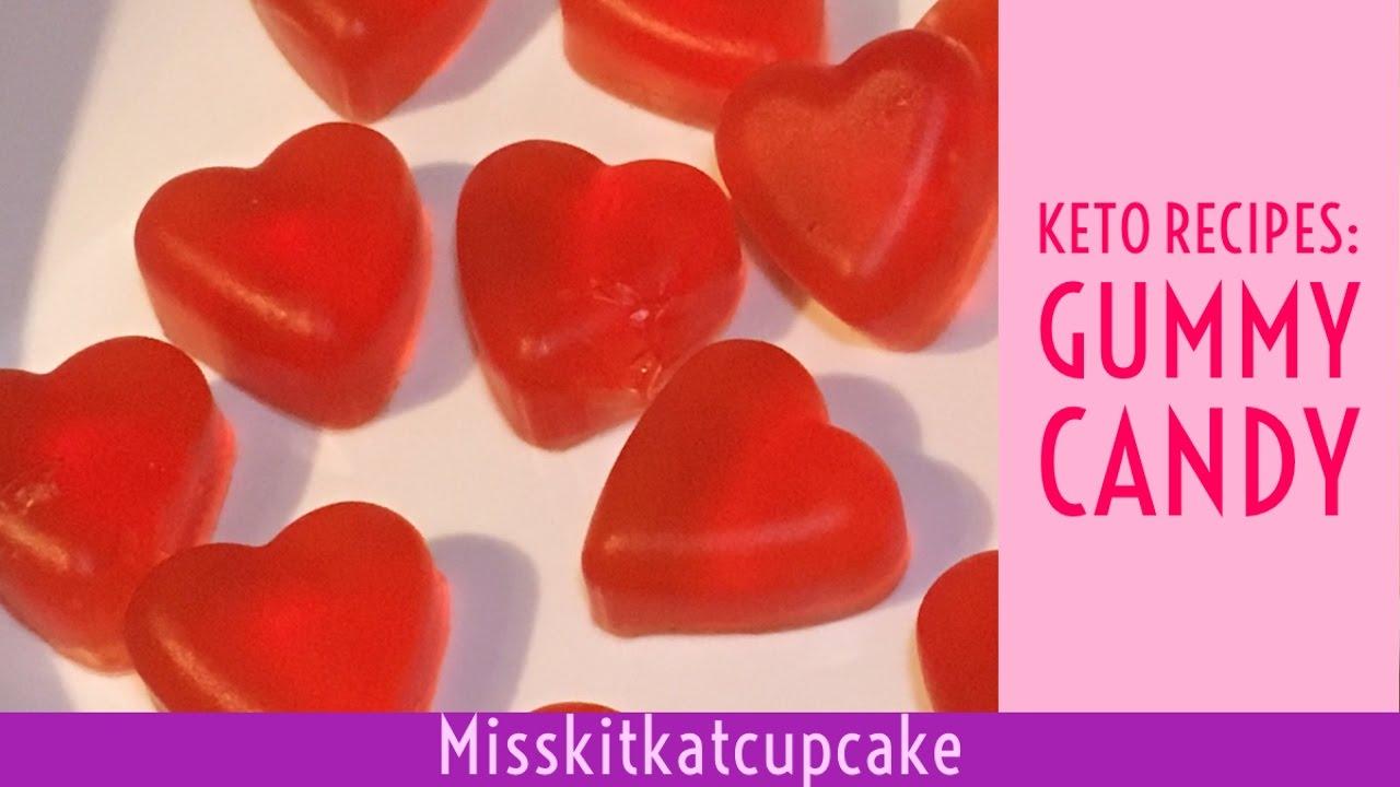 Keto Gummy Candy - 1 2g Net carbs!