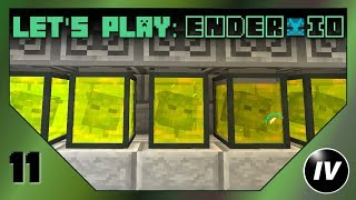 Let's Play Ender IO - Ep 11 - Zombie Generators, Upgrades & World Download