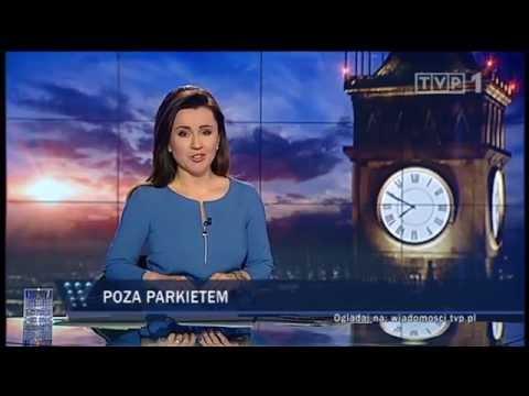"Marcin Gortat - Poza parkietem ""Wiadomosci TVP"""
