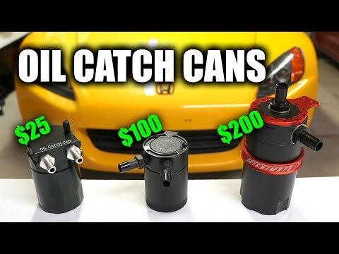 Do Oil Catch Cans Actually Work?
