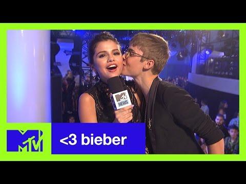 Justin Bieber's MTV Highlights: Punk'd, VMAs, & Selena Gomez PDA | MTV