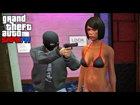 GTA SAPDFR - DOJ 5 - Stripper Hostage...