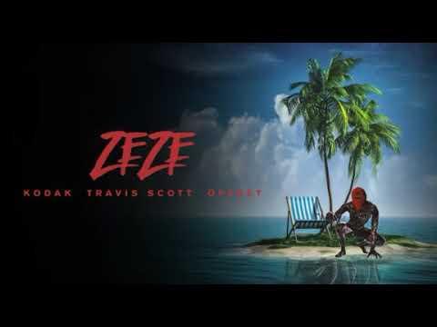 9e25d62d1af3 Kodak Black ZEZE Remix Ft Travis Scott & Offset,Plies,Tyga & Swae Lee Clean