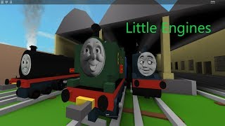 Roblox Thomas MV: little Engines 2
