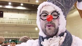 Рождественские катания 2017