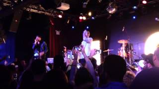 Jonny Craig x Kyle Lucas The Party and the Dream Live in NYC