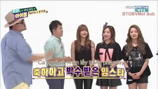 Video [Vietsub] 140723 Weekly Idol - APINK & BTOB cut {BTOBVMel Sub} download MP3, 3GP, MP4, WEBM, AVI, FLV Juli 2018