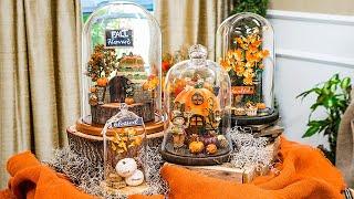 DIY Autumn Terrarium - Home & Family
