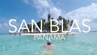 3 days on paradise island l SAN BLAS, PANAMA I DJI Mavic Pro & GoPro Hero5 Black footage