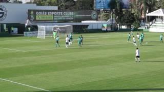 Brasileiro Sub 20 : Goiás e Corinthians ficam no empate de 2 x 2 .