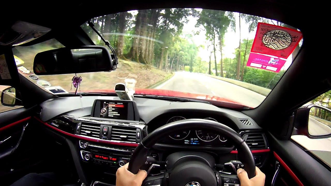 driving f32 from frim park and bmw auto start stop pov. Black Bedroom Furniture Sets. Home Design Ideas