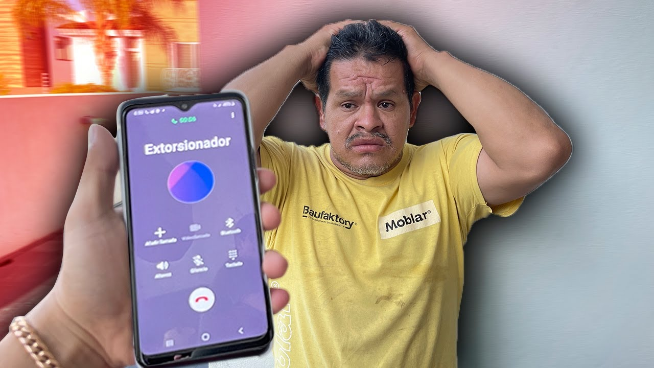 EXTORSIONAN AL MAISTRO SECUESTRANDO A SU HIJO *caso real* || ALFREDO VALENZUELA
