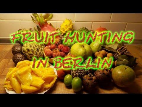 Fruit hunting in Berlin
