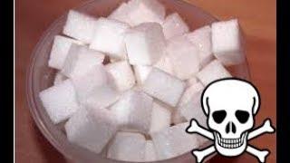 Сахар - польза или вред? Правда от врачей