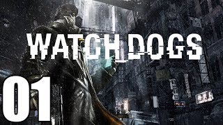 Watch Dogs Gameplay Walkthrough Part 1 Let