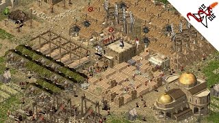 Stronghold Crusader HD - 1vs1 Sneaky vs Rusher | Multiplayer Gameplay