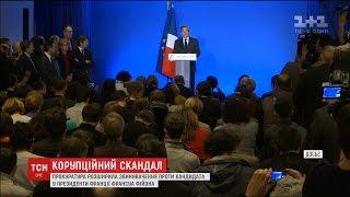 Кандидат у президенти Франції за гроші організовував зустріч відомих бізнесменів із Путіним