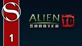 ALIEN SHOOTER TD - Alien Shooter TD Gameplay - Part 1