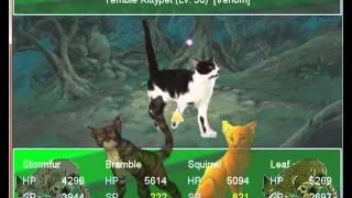 warrior cats spiele online