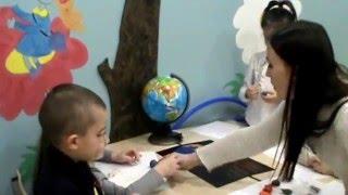 Урок по занимательной географии в центре Детки.RU/занятия для детей от 4 лет в Зеленограде