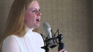 Cover I See Fire - Ed Sheeran by Rosalie Nijland,  higher key, short version.