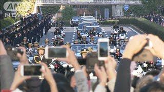 こだわり映像満載!カメラ60台で見つめたパレード(19/11/14)