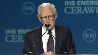 Video highlights from IHS CERAWeek 2016