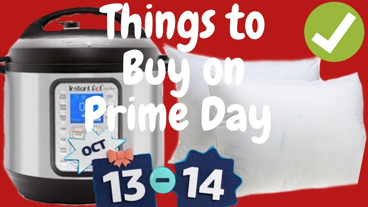 Things to Buy on Prime Day That Would Make Great Holiday Gifts For Kitchen & Home (Completed Guide)