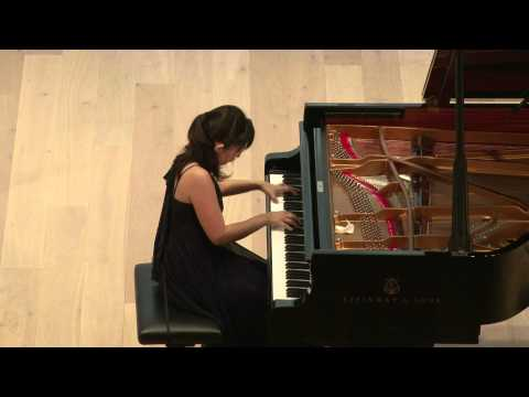 Grieg Competition 2014: Franck - Prelude, Chorale and Fugue, Op. 21 (Aiko Yajima)