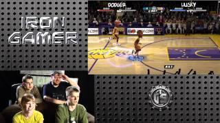 Iron Gamer - NBA Jam (EXTENDED) Round 3