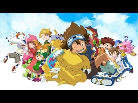 Digimon Adventure. Dublado