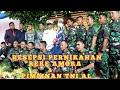 RESEPSI PERNIKAHAN RERE AMORA DENGAN ANGGOTA TNI AL