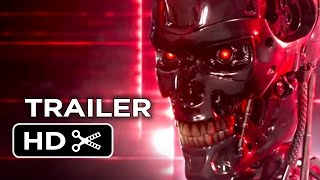 Terminator: Genisys TRAILER 2 (2015) - Arnold Schwarzenegger Movie HD