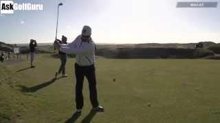 Saunton West Golf Course Part 1