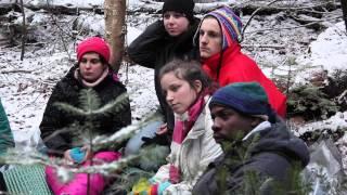 Stage des étudiants en TIL du CVM au centre de villégiature Jouvence, décembre 2012