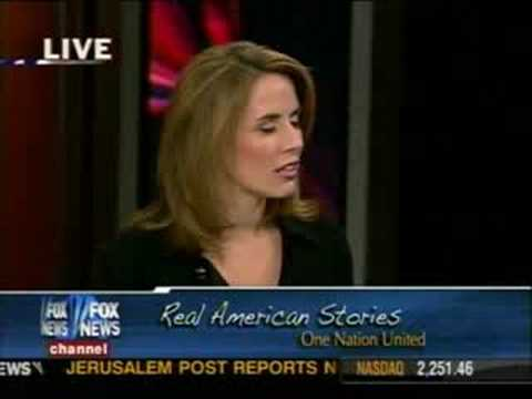 MAYRA VERONICA ON NEIL CAVUTO Real American Stories